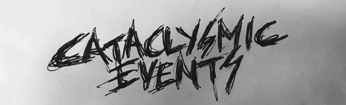 CATACLYSMIC EVENTS